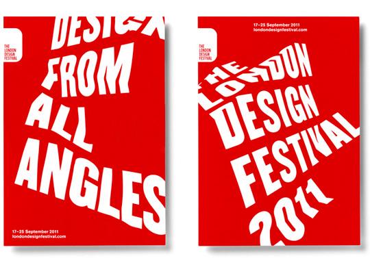Lippa's work for the London Design Festival