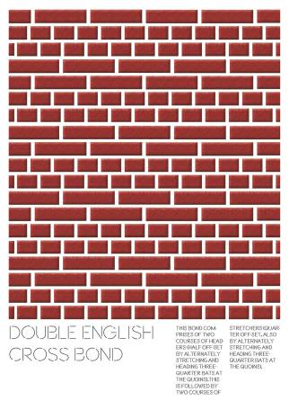 Double English Cross Bond Poster FINAL