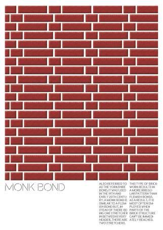 Monk Bond Poster 90%