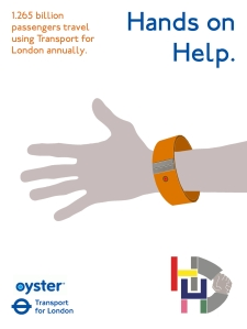 Helpful Hands Poster series 3