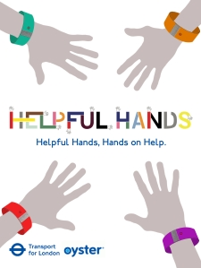 Helpful Hands Poster series 5