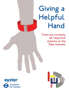 Helpful Hands Poster series